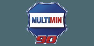 MULTIMIN 90 badge
